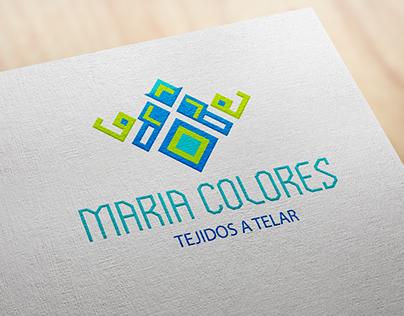 Logo Maria colores