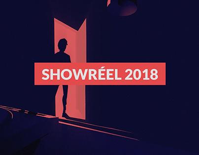 Showréel 2018