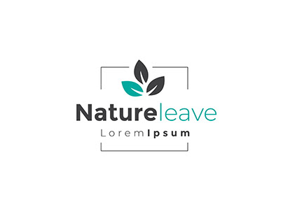 Corporate identity - Natural Leave - stationery papers