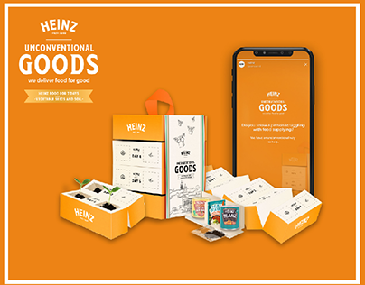 Unconventional Goods by Heinz