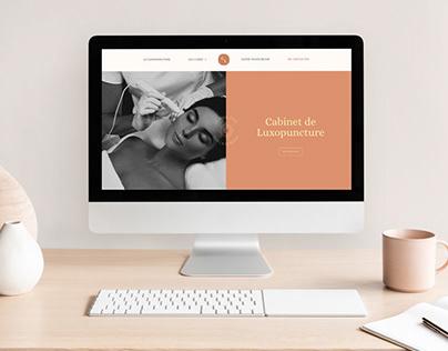 Cabinet de Luxopuncture | Branding