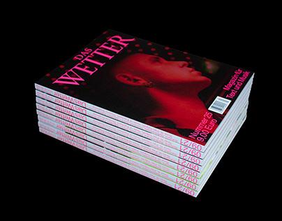»Das Wetter« Magazine for Music and Literatur Issue 25
