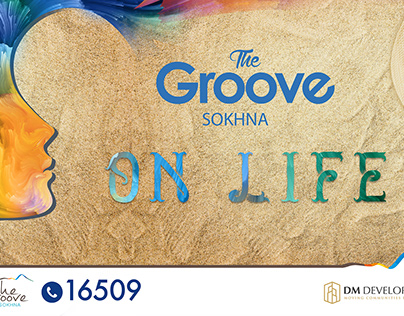 THE GROOVE outdoor campaign