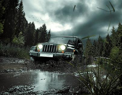 Wrangler / Mud Forest