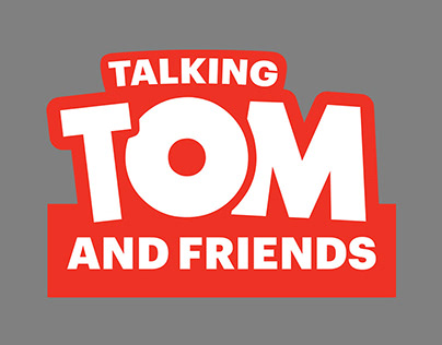 Talking Tom & Friends show//Concept Art