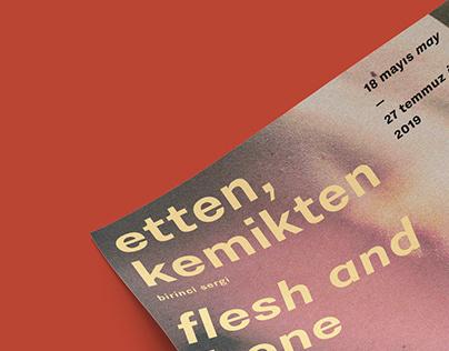Etten, Kemikten - Flesh and Bone