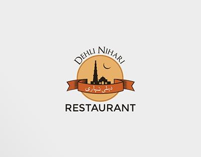 Dehli Nihari Flyer Design