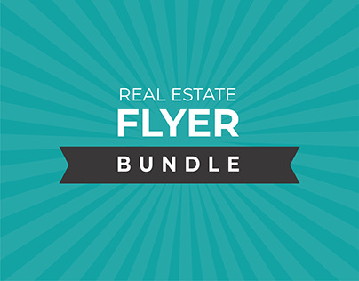 Real Estate flyer Design Bundle 1