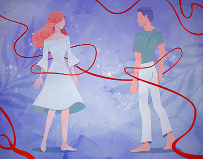The Nearness of you animated music video