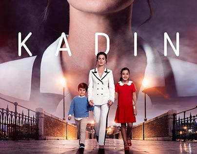 TV Serial Poster - KADIN