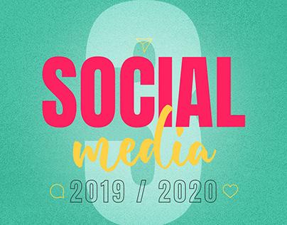 Social Media (diversos) 19/20 - 2