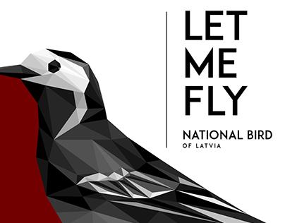 National Bird of Latvia