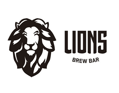 Desarrollo marca - Lions BrewBar