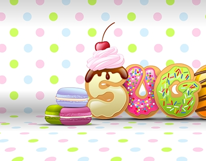 Sugary - Social Page Facebook