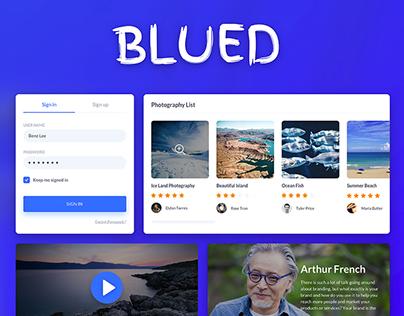 Practice - UIkit Blued