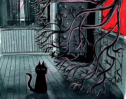 The Cat's Dream