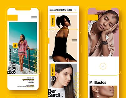 Ber Sardi Estúdio | Brand Identity