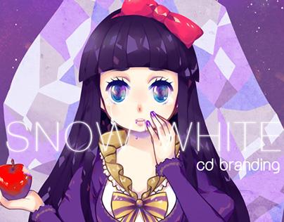 Kuromoon CD branding