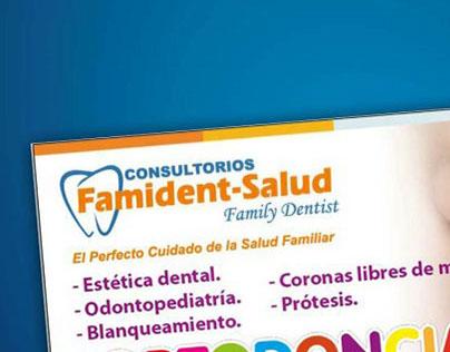 Famident-Salud - Papelería