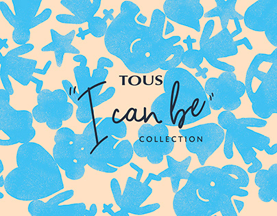"""Tous """"I can be"""" Print Collection"""