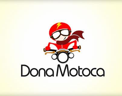 Dona Motoca / branding