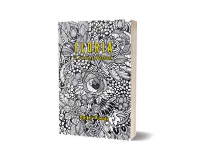 Floria A Coloring Notebook