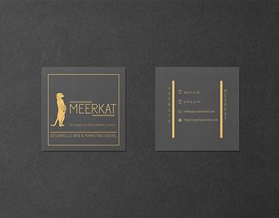 Branding Meerkat