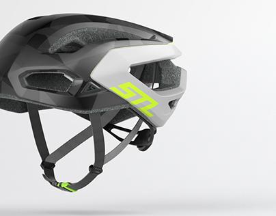 STL Racing Helmet