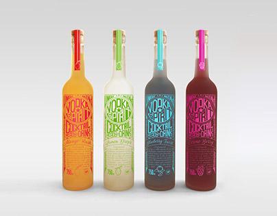 Vodka Spirit / Packaging and Branding
