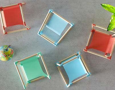 NOPPA chair for children