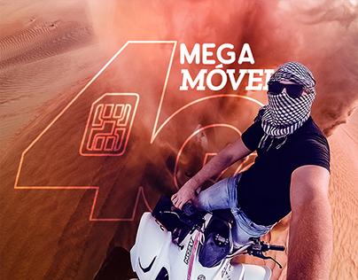Mega Móvel - Mega fibra