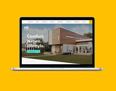 BluHomes website