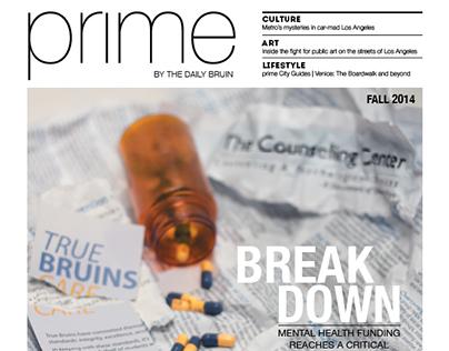 prime Magazine Fall 2014 Issue