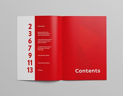 NRV Booklet Design
