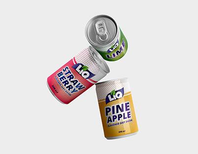 LIQ' Packaging Design