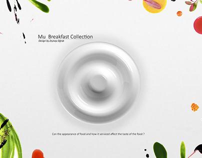 Mu Breakfast collection