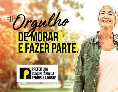 PREFEITURA COMUNITÁRIA DO LAGO NORTE