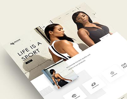 Bedonne | Web design