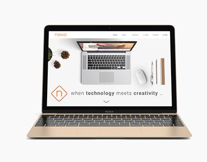 Noxia web site 2017