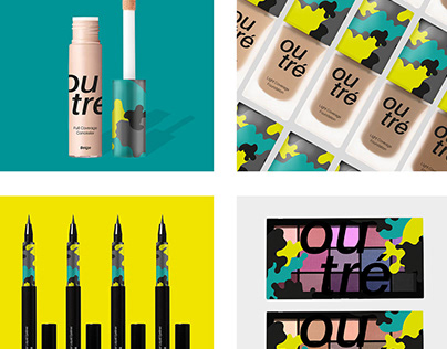 Outre: A Gender-neutral Make-up Brand