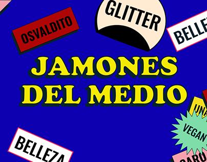 Jamones Del Medio
