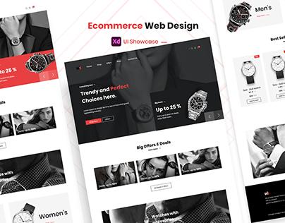 Ws Ecommerce Web Design