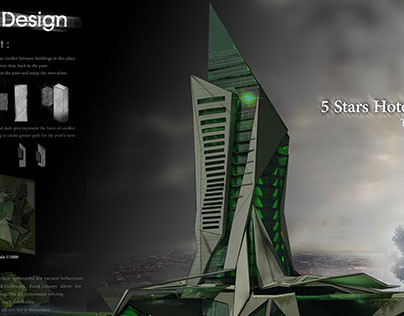 5 Star Hotel Project ( The Nile , Cairo , Egypt)