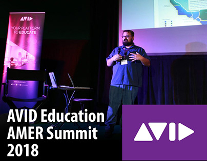Avid Education AMER Summit – 2018
