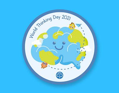World Thinking Day Badge