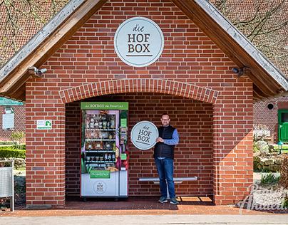 Bauer Giese Hofbox – Design