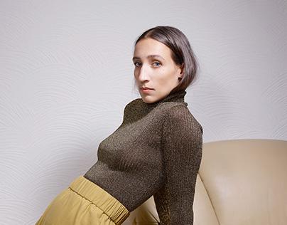 Beautiful dancer Kateřina Dietzová