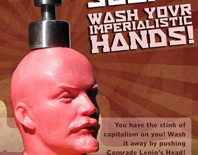 Lenin Soap