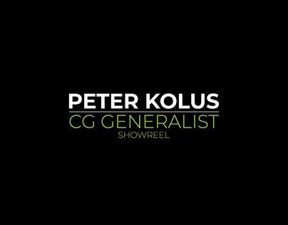 Peter Kolus showreel