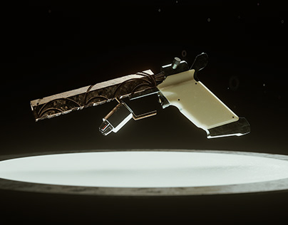 ▼▲ Once In A While Renders № 63 Prospect Ezra's Pistol